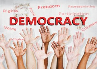 newsheadline247.com/Our Democracy is Young by Wale Adedayo