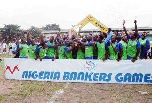 newsheadline247.com/Champions! Fidelity Bank emerge winner 2019 Nigeria Bankers Games