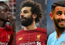 newsheadline247.com/Mahrez, Mane, Salah battle for African Footballer award