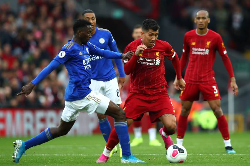 Top of the Table Clash: Ndidi, Iheanacho set for crunch EPL battle against Liverpool