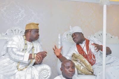 newsheadline247.com/Revealed! How Aworis' Spiritual Power Made Lagos Nigeria's Commercial Centre – Ooni