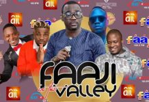 """newsheadline247.com/'Faji in the Valley""""… Pasuma, others storm Club Oxyzgen on New Year Day for marathon entertainment"""