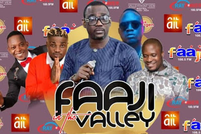 "newsheadline247.com/'Faji in the Valley""… Pasuma, others storm Club Oxyzgen on New Year Day for marathon entertainment"