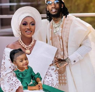 newsheadline247.com/Cardi B asks Nigerians to pick her new name -'Chioma B or Cadijat'