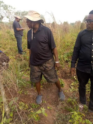 newsheadline247.com/Obasanjo goes to farm