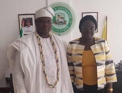 newsheadline247.com/Olota showers encomium on Ogun deputy Gov. Noimot Salako Oyedele @54