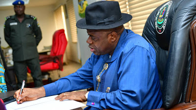 Bayelsa: Gov. Diri urges Assembly to pass 2020 Budget