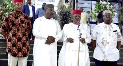 South-East Governors/newsheadline247