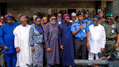 Amotekun no longer a regional outfit — IGP declares after meeting with South West govs/newsheadline247.com