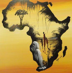 African map/newsheadline247