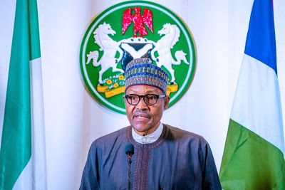 Muhammadu Buhari nation broadcast/newsheadline247.com