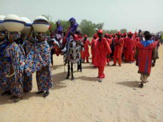 New Kano Emir Ado Bayero majestically rides into ancestral palace