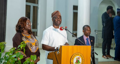 Yes, I made a joke about COVID-19, but the disease is real, says Gov. Makinde
