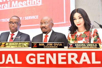 Zenith Bank AGM/newsheadline247.com