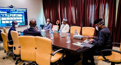 Osinbajo in self-quarantine/newsheadline247.com