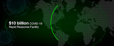 COVID-19: AfDB Group unveils $10 billion Response Facility to curb coronavirus