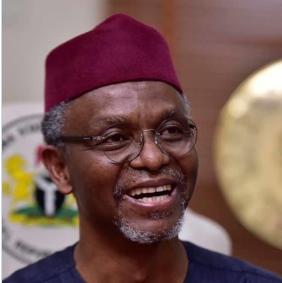 El-Rufai recovers from COVID-19, tests negative twice