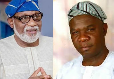 Ondo 2020: Akeredolu's Deputy may resign this week as state APC lawmakers plot defection