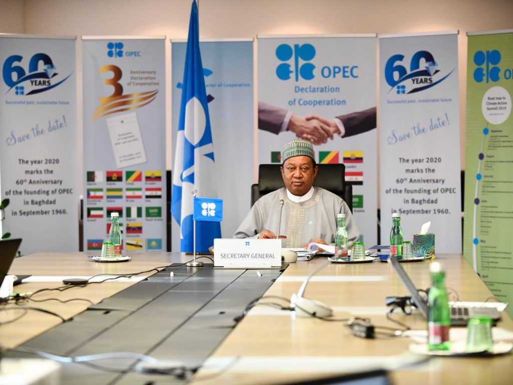 COVID-19: Africa: OPEC+ slashes production, saves Oil Industry from collapse