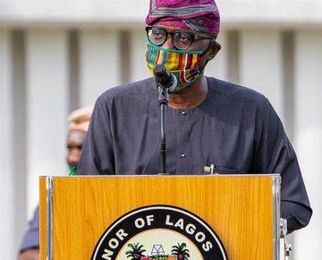 Babajide Sanwo-Olu - newsheadline247.com