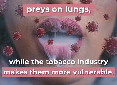 TobaccoExposed COVID-19 - newsheadline247.com