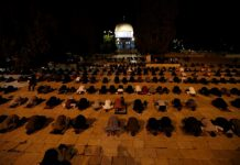 Al-Aqsa mosque in Jerusalem reopens after two months - newsheadline247.com