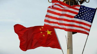 China says virus pushing US ties to brink of 'Cold War'