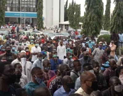 Comply with social distance rule or risk another lockdown – NCDC warns Nigerians