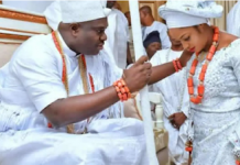 Details: Oni of Ife's wife, Olori Naomi reacts to marriage crash rumour… - newsheadline247.com