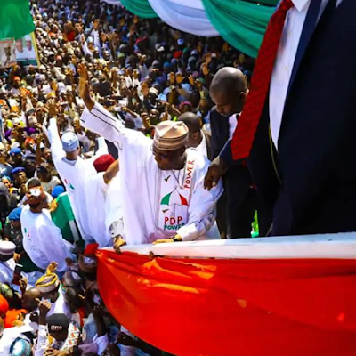 My father will contest for president in 2023, says Atiku's son - newsheadline247.com