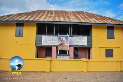 Exclusive Photos: Ogun Tourism revived as Nigeria's second storey building in Ota gets facelift - newsheadline247.com