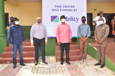 Fidelity Bank donates COVID-19 Isolation Centre to Anambra State - newsheadline247.com