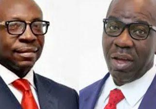 Edo 2020: 'The bad apple has taken itself out of the bag' - Ize-Iyamu taunts Obaseki - newsheadline247.com