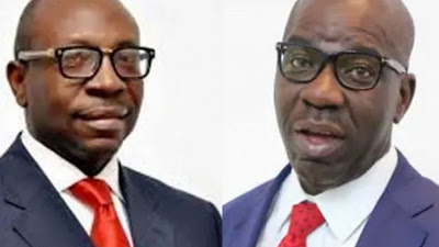 Edo 2020: 'The bad apple has taken itself out of the bag' - Ize-Iyamu taunts Obaseki - newsheadline247.com