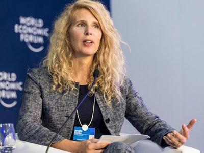 Vice-President Jennifer Blanke bids farewell to African Development Bank
