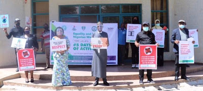 FG set to launch campaign against rape, gender-based violence - newsheadline247.com