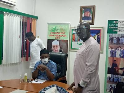Edo Guber Race: PDP welcomes Edo Gov. Obaseki into its fold