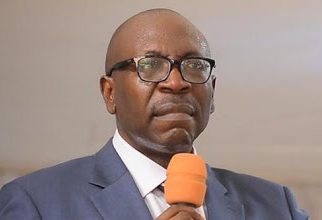 Edo APC: Ize Iyamu commends Buhari's fatherly disposition, thanks party members for electing him - newsheadline247.com