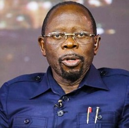 APC Crisis: Oshiomhole bows, accepts dissolution of NWC, pledges loyalty to Buhari