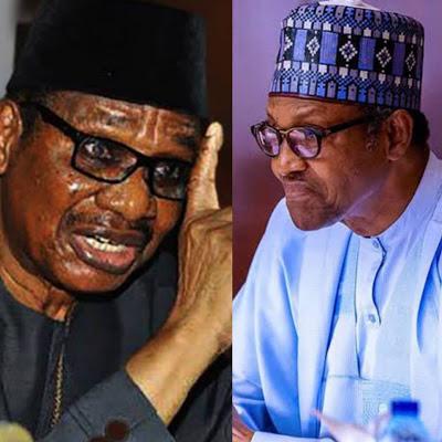 Sagay to Buhari: Boycott Gaidom-led NEC meeting… his claims to Acting Chairman is illegal - newsheadline247.com