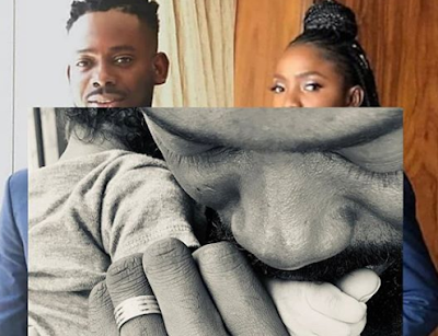 Nigerian popular musician, Adekunle Gold with singer wife, Simisola Ogunleye popularly called Simi has welcomed a baby girl. - newsheadline247.com