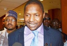 Alleged Fraud: Malami pushes for removal of EFCC boss Magu over 'diversion of recovered loot' - newsheadline247.com