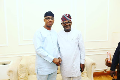 Relationship between Gov Abiodun, Gboyega Isiaka remains strong despite detractors' campaign of calumny - newsheadline247.com