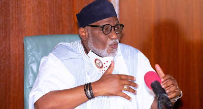 Ondo: Akeredolu wins APC governorship primary