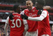Arsenal beat Man City 2-0 to qualify FA Cup final - newsheadline247.com