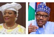 Disgrace! President Buhari kicks out Kemi Nelson, 11 others from NSITF over fraud! - newsheadline247.com