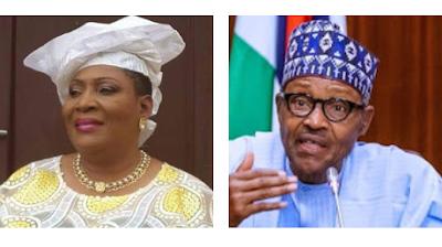 Disgrace! President Buhari kicks out Kemi Nelson, 11 others from NSITF over fraud! - newsheadline247.com