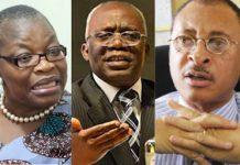 Awolowo, Falana, Oby Ezekwesili, Utomi, 26 others form new political movement - newsheadline247.com