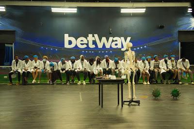 BBNaija Lockdown: Betway honours health workers on arena games [Photos] - newsheadline247.com