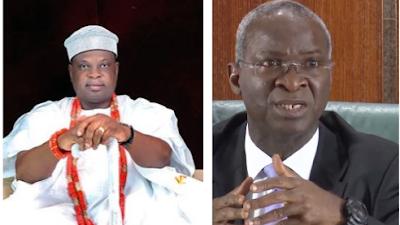Ota deplorable roads: Olota meets Fashola, seeks immediate intervention - newsheadline247.com